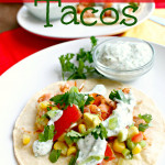 Blackened Salmon Tacos 2