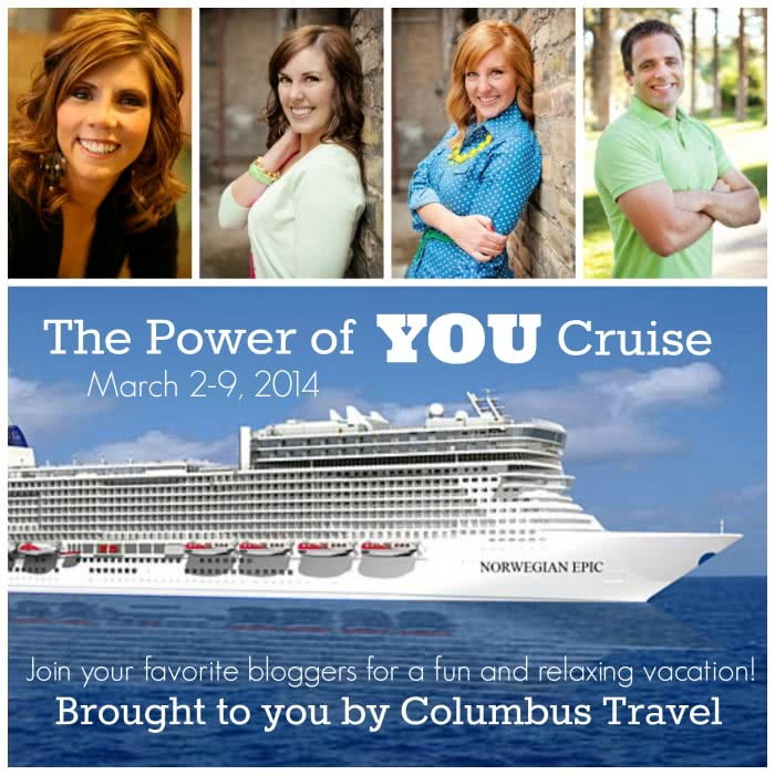 """The Power of YOU"" Caribbean Cruise with Six Sisters' Stuff!"
