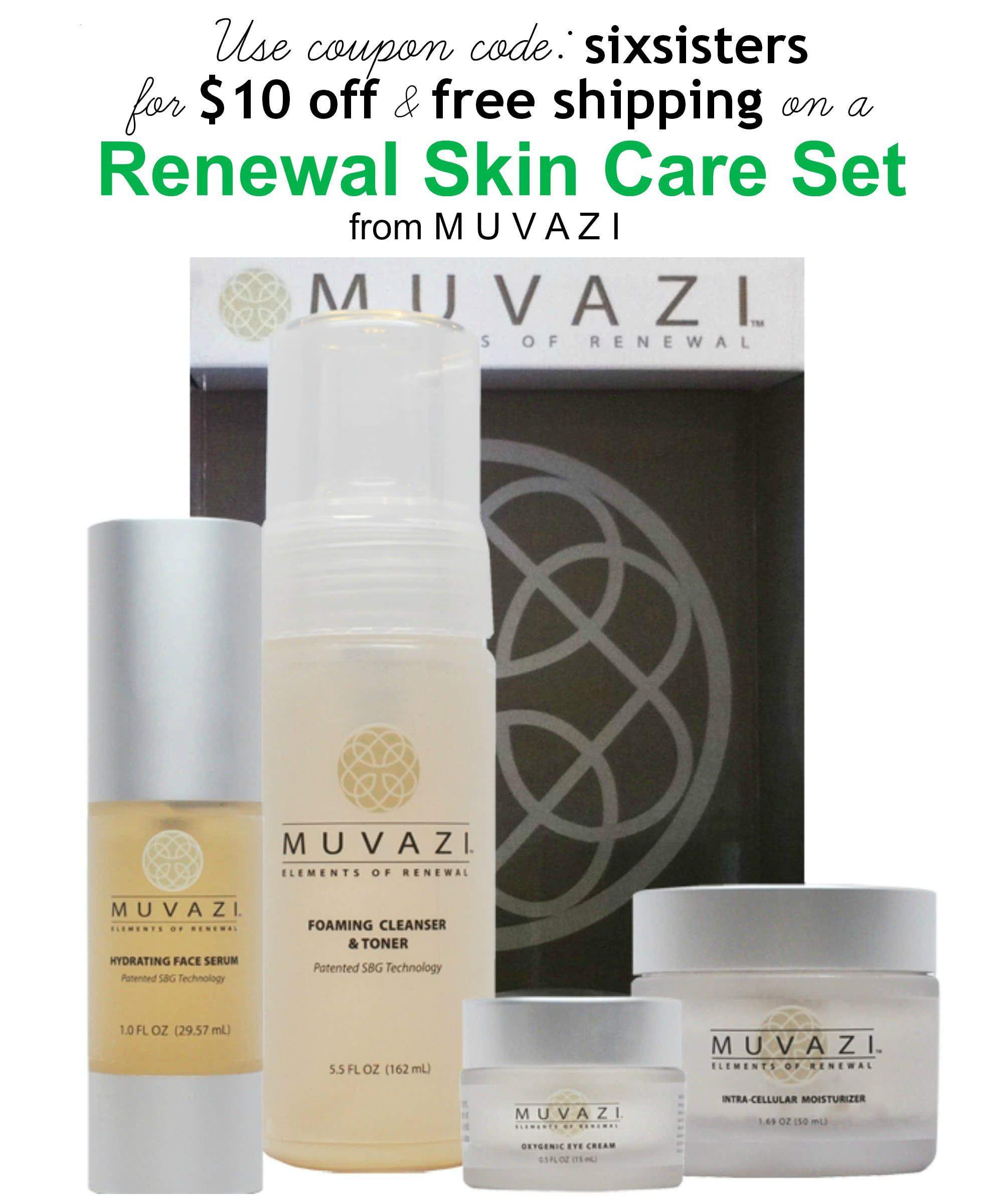 Muvazi Giveaway