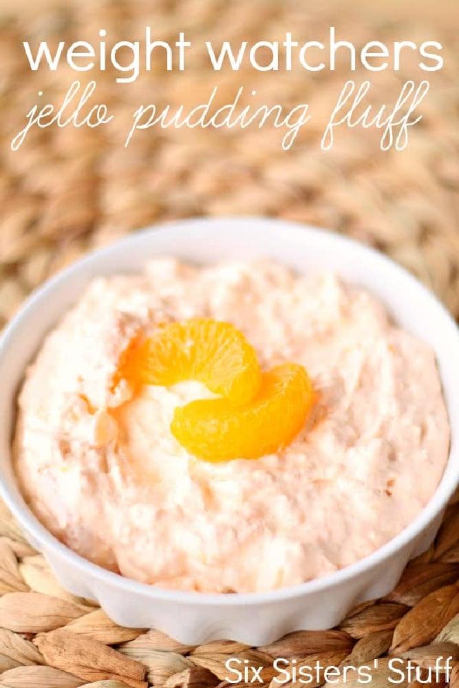 Weight Watchers Jello Pudding Fluff Recipe