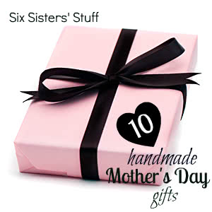 10 Easy and Inexpensive Mother's Day Gifts