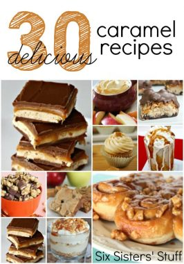 30 Delicious Caramel Dessert Recipes