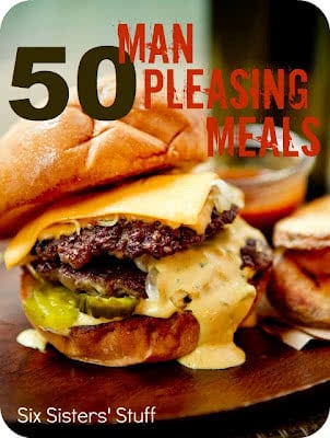 50 Man Pleasing Meals for Father's Day