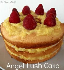 Easy Angel Lush Cake