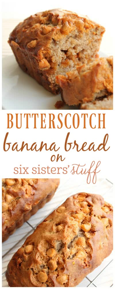 Butterscotch Banana Bread 3