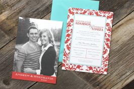 Wedding Week: Invitations