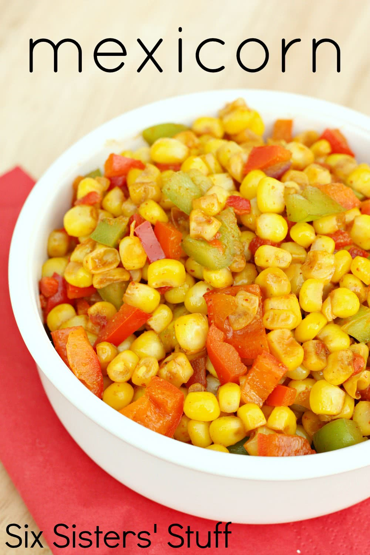 Fresh Mexicorn Recipe