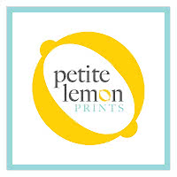 Petite Lemon Personalized Products Giveaway and 6 Winners!