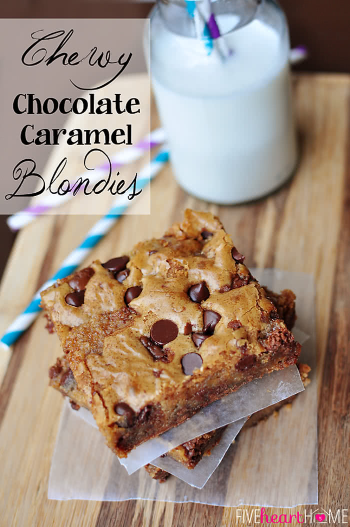 Chewy-Chocolate-Caramel-Blondies-by-Five-Heart-Home_700pxTitle