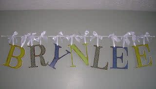 Brynlee's Letters