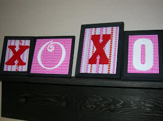 Valentine's Day X's and O's