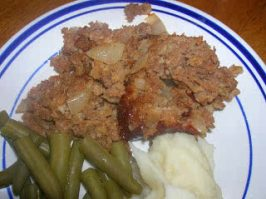 Grandma A's Meatloaf