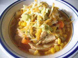 Spicy Chicken Stew