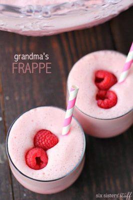 Grandma's Frappe