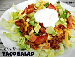Our Family's Favorite Taco Salad