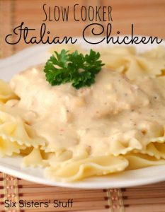 Slow-Cooker-Creamy-Italian-Chicken-with-text