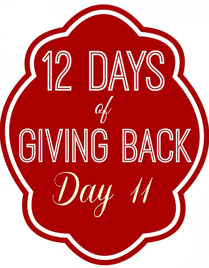 Day 11 of the 12 Days of Giving Back- Bonnie Telford