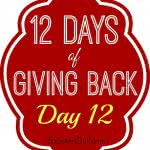12 days day 12