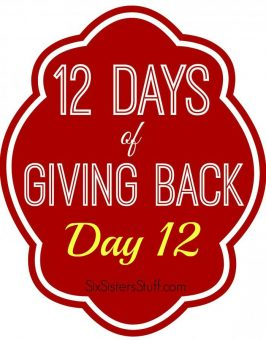 12 Days of Giving Back – Day 12: The King Family