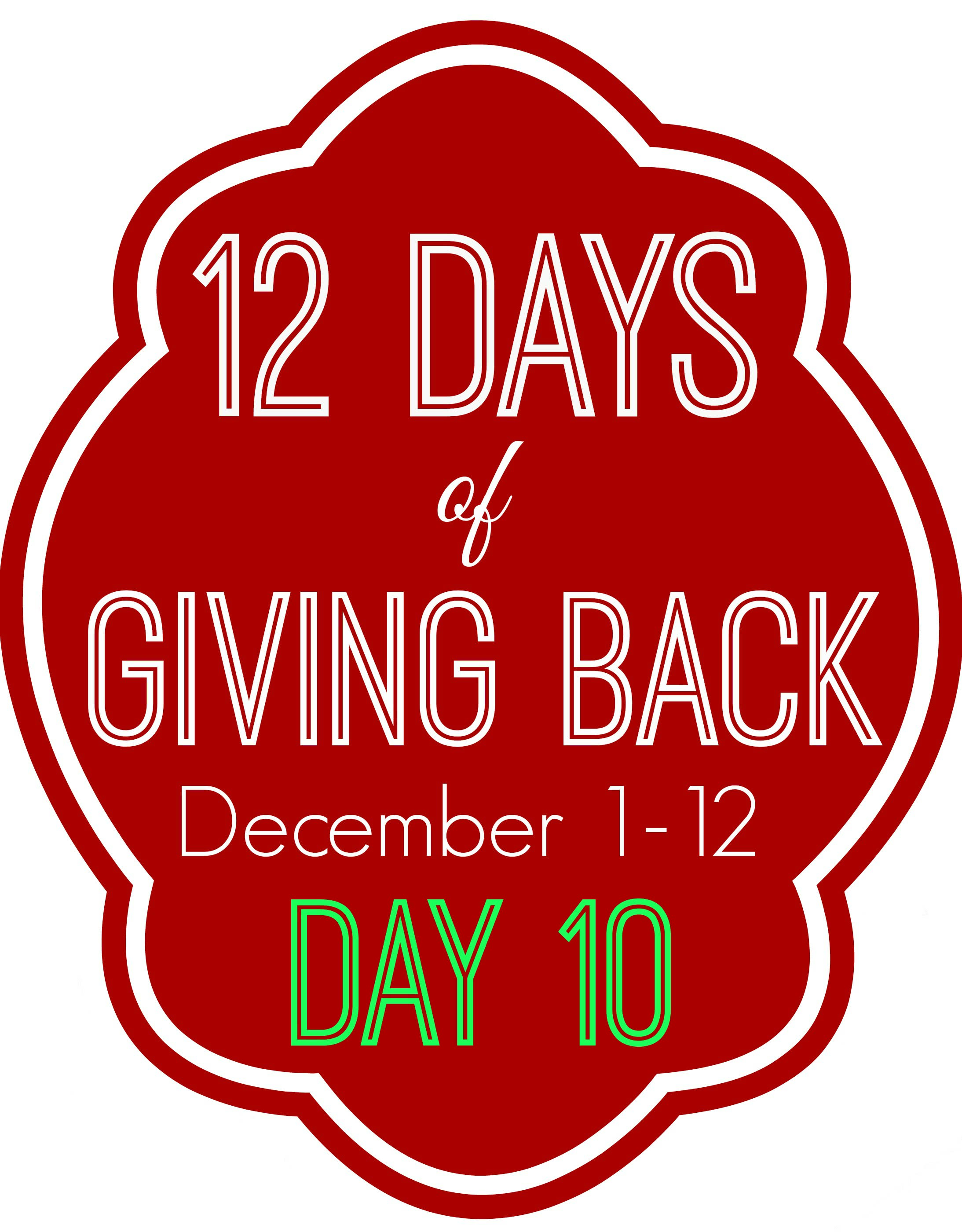 12 Days of Giving Back – Day 10: The Gentry Family