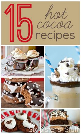15 Delicious Hot Cocoa Recipes