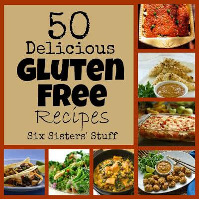 50 Delicious Gluten Free Recipes