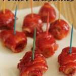 BBQ Bacon Water Chestnuts Recipe