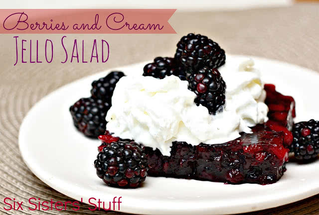 Berries-and-cream-jello-salad