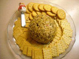 Grandma A's Holiday Cheese Ball