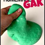 Homemade Gak 1