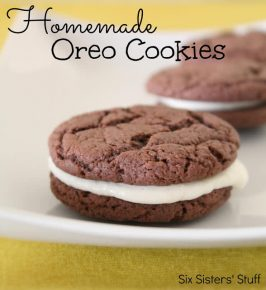 Easy Homemade Oreos Recipe