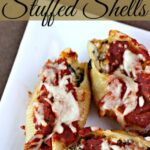 Sausage and Cheese Stuffed Shells