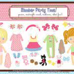 Free Paper Doll Printables! {Perfect Quiet Activity!}