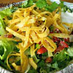 Cafe Rio Sweet Pork Salads