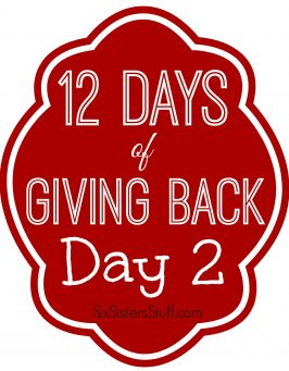 12 Days of Giving Back – Day 2: The Helmer Family