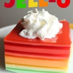 12-Layer Christmas Jello Salad Recipe