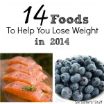 14 Foods To Help You Lose Weight in 2014