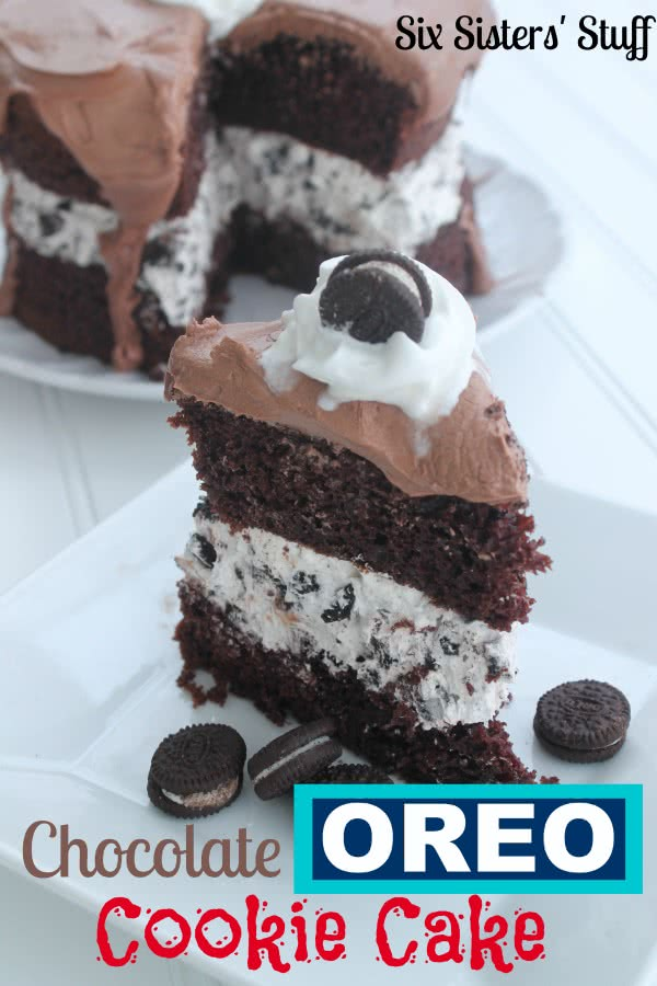 oreo cookie wedding cake chocolate oreo cookie cake recipe six stuff 18055