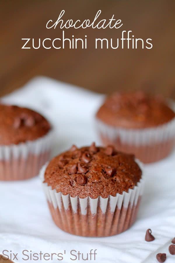Chocolate-Zucchini-Muffins-Recipe