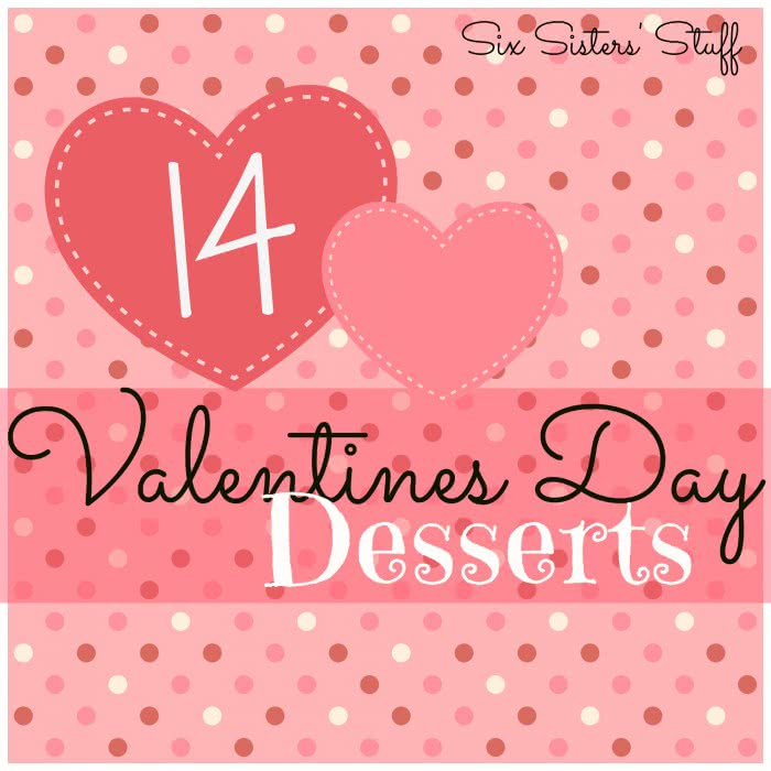 14 Valentines Day Desserts