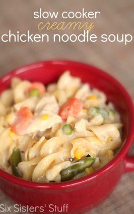 Quick Italian Turkey Soup Recipe | Six Sisters' Stuff