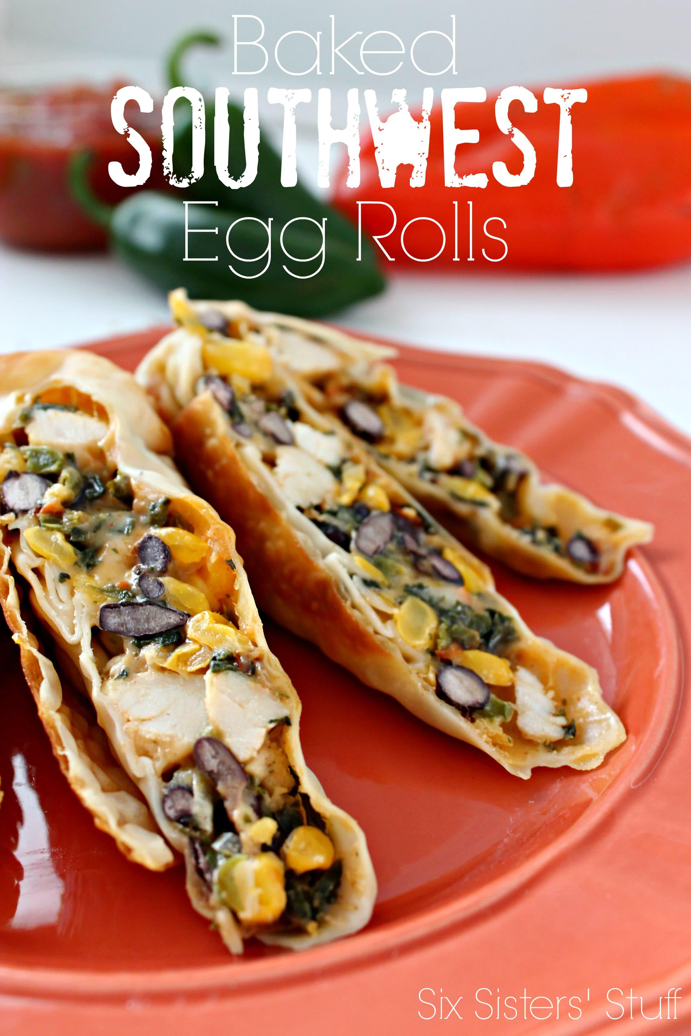 baked-southwest-eggrolls