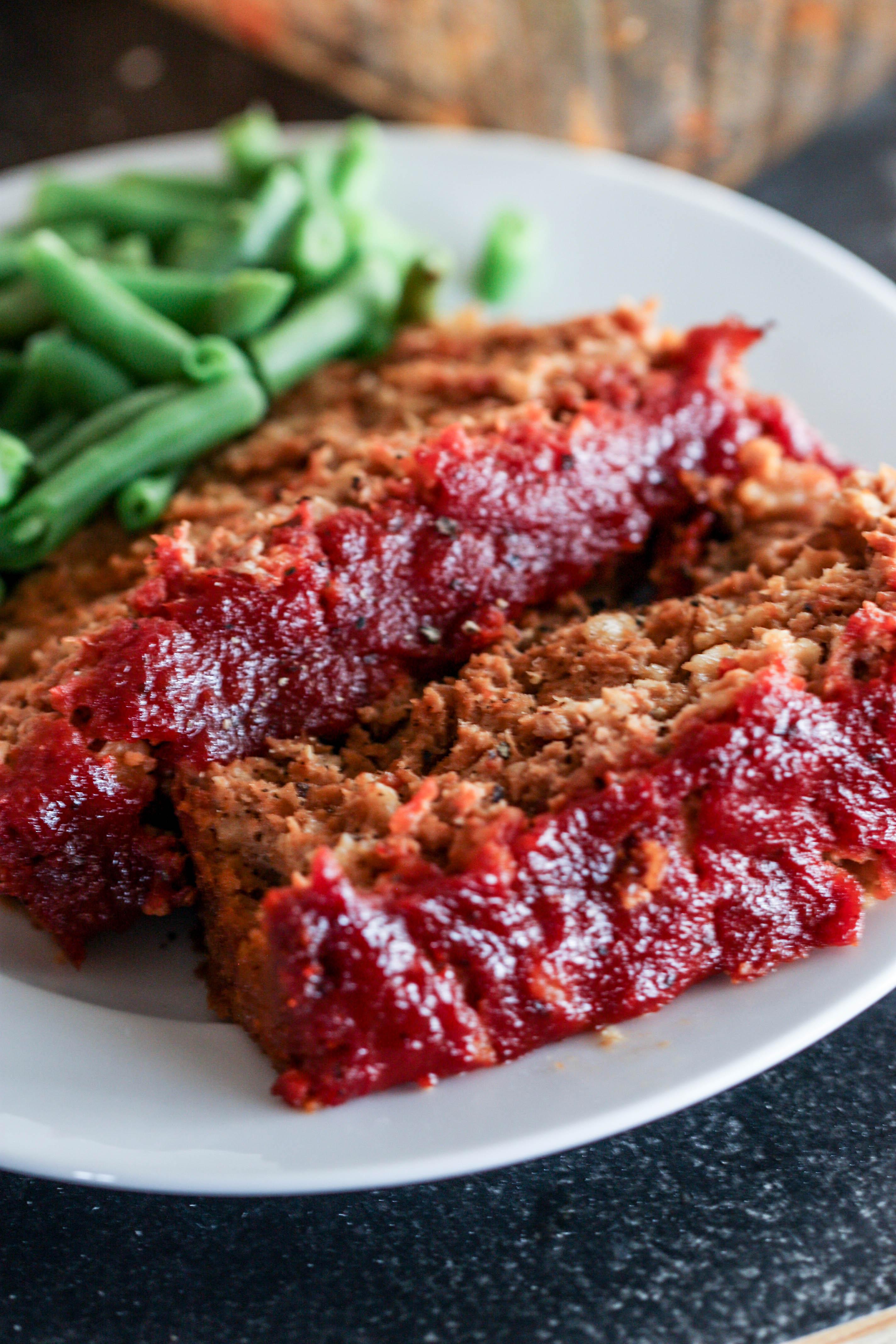 Easy Turkey Meatloaf Recipe