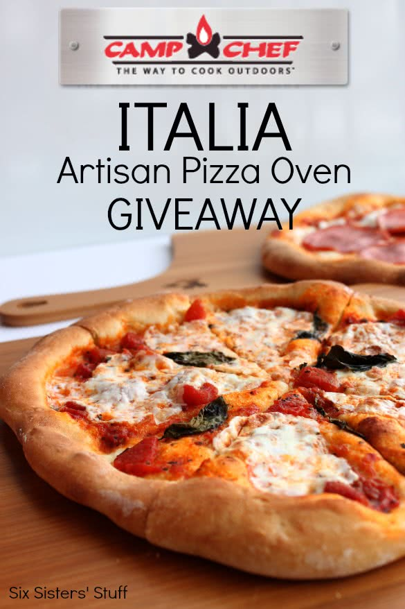 Italia-Artisan-Pizza-Oven-Giveaway