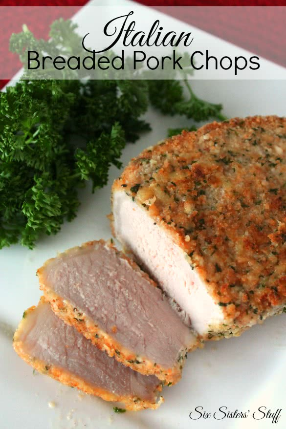 Italian-breaded-pork-chops