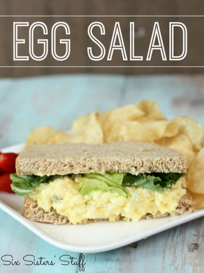 Classic Egg Salad Recipe