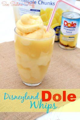 Disneyland Dole Whips