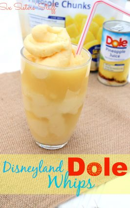 How to Make Dole Whips like Disneyland