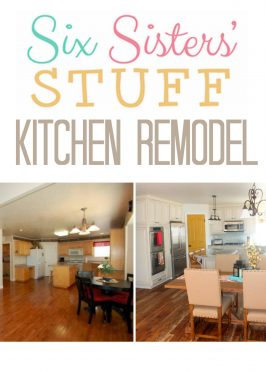Six Sisters' Stuff Kitchen Remodel Reveal