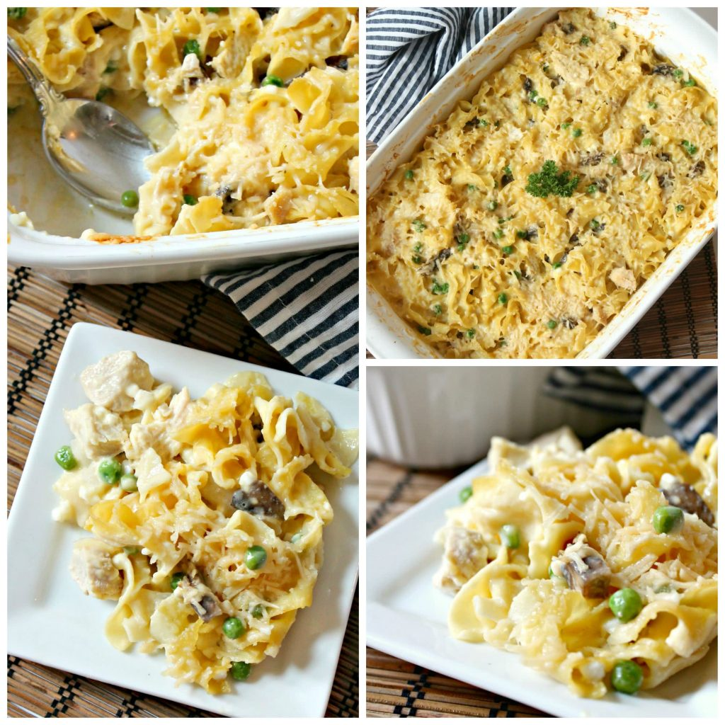 chicken noodle casserole 12
